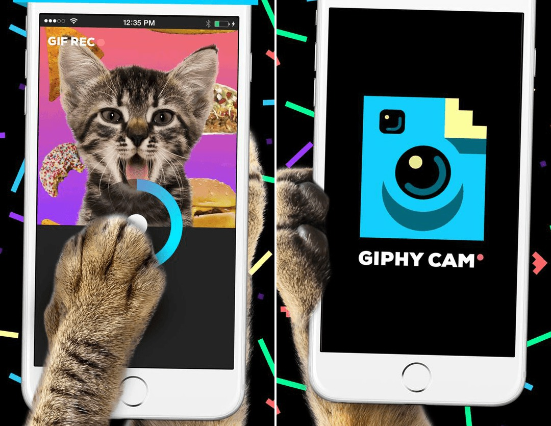 Giphy Cam