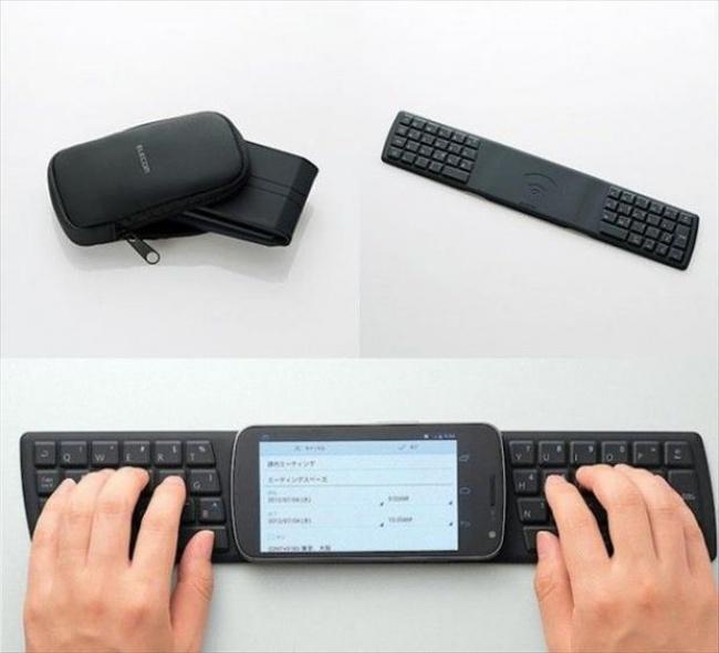 klavesnica na smartphone