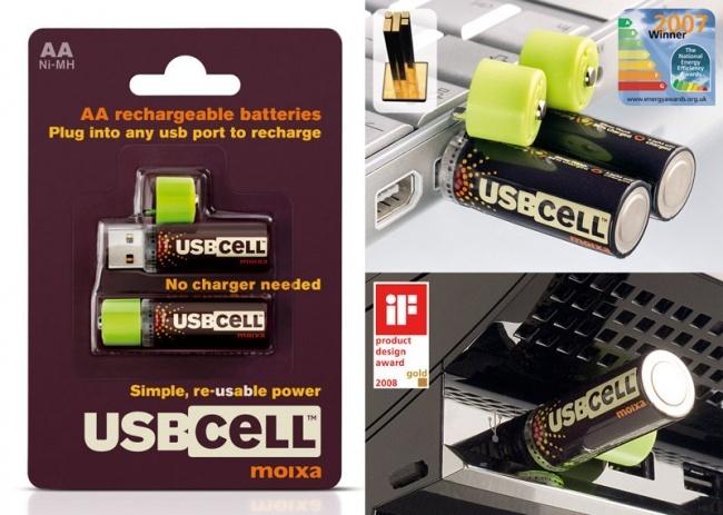 usb baterie