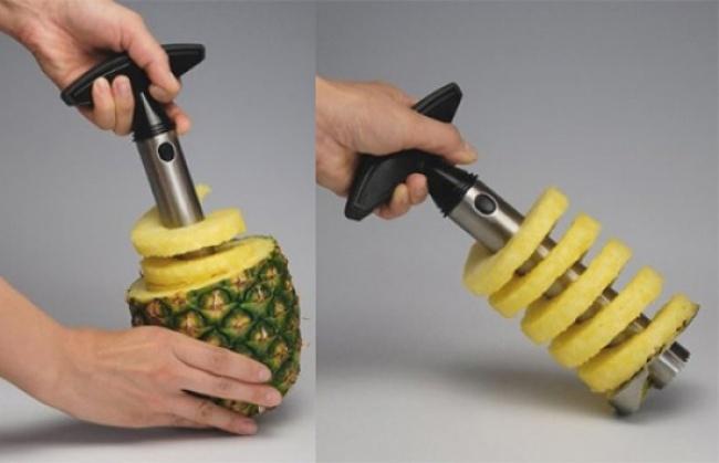 vyvrtka na ananas