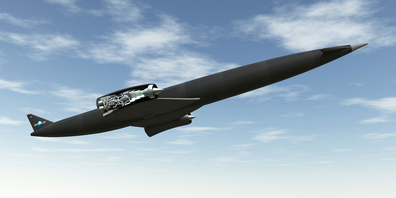 Reaction-Engines-SKYLON-With-SABRE-Cutaway