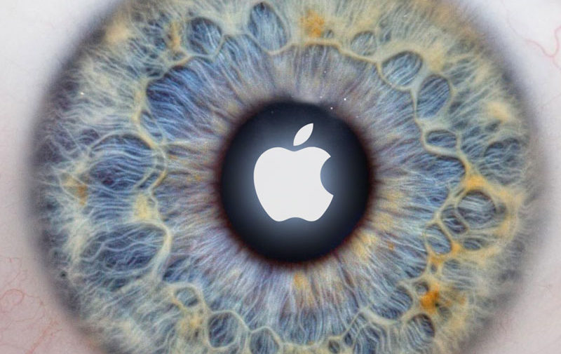 apple-logo-iris-scanner
