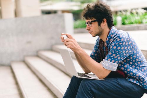 hipster-social-media
