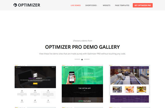 optimizer template