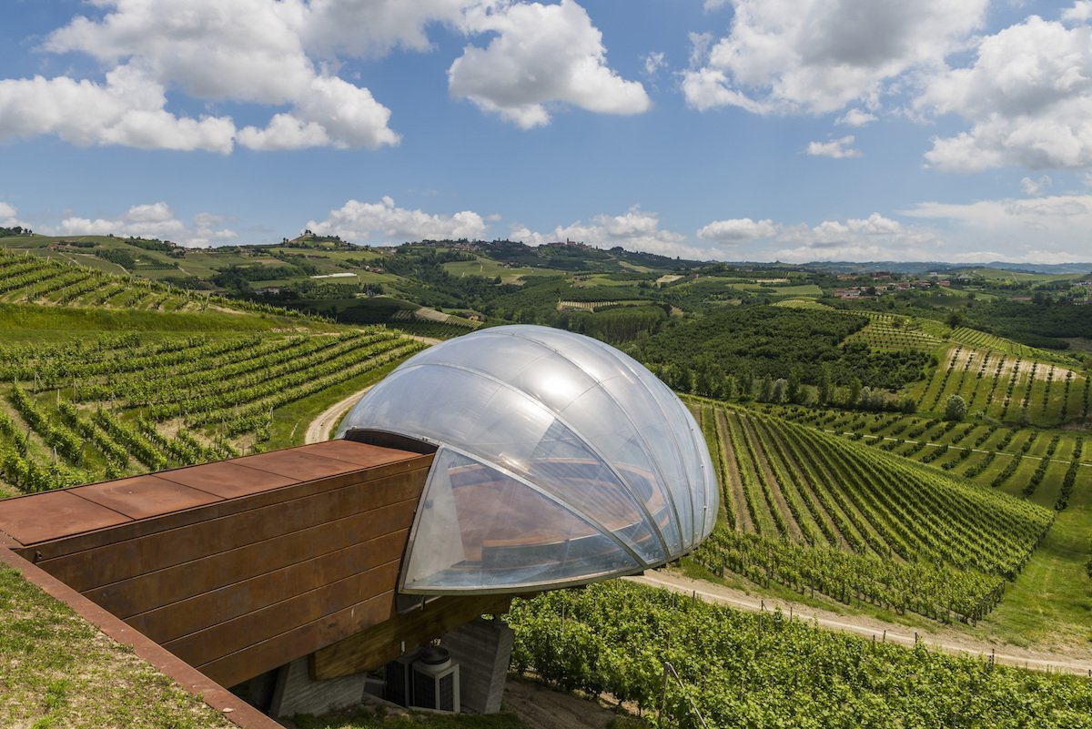 70-this-bubble-shaped-pod-at-the-ceratto-winery-overlooking-the-vineyards-in-alba-italy-is-designed-to-resemble-a-grape