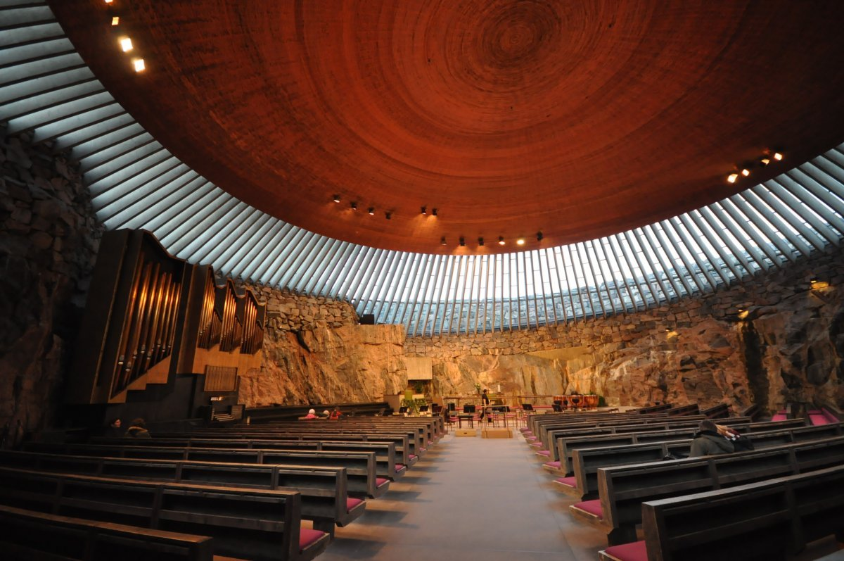 8-temppeliaukio-church-in-the-finnish-capital-of-helsinki-was-built-into-a-rock-by-architect-brothers-timo-and-tuomo-suomalainen-before-opening-in-1969