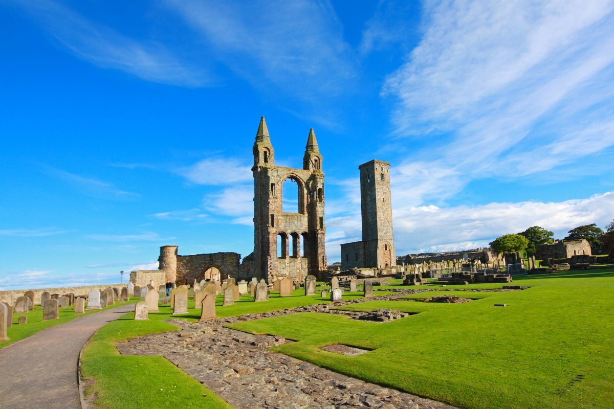 98-the-remains-of-st-andrews-cathedral-in-scotland-provide-a-haunting-setting-for-a-brisk-walk