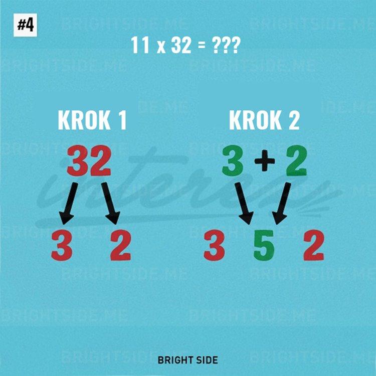 matematické triky 4a