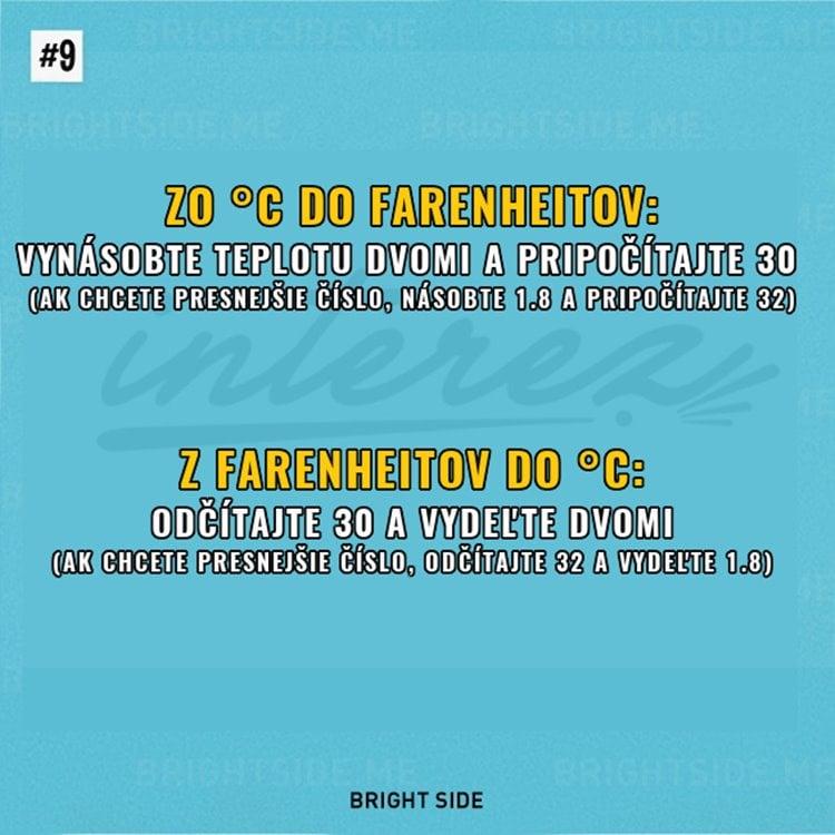 matematické triky 9A