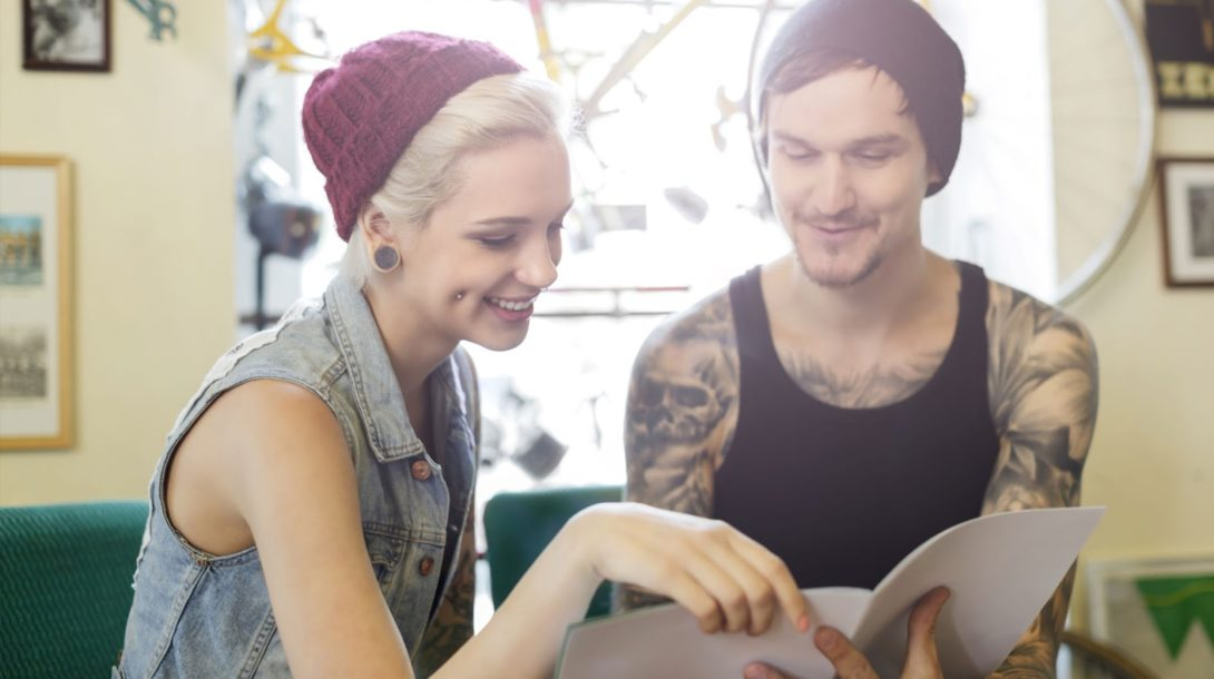 hipster-couple