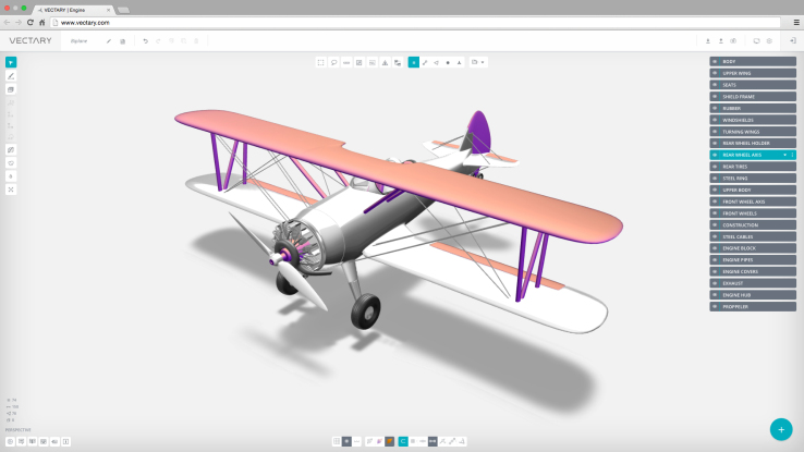 vectary_engine_biplane