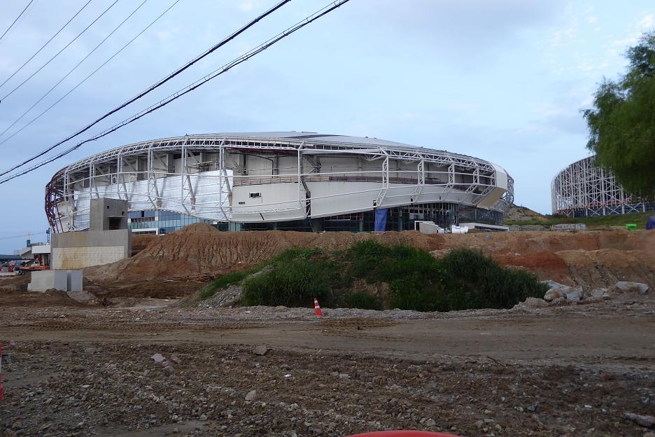 Dve nové haly pre zimné olympijské hry 2019