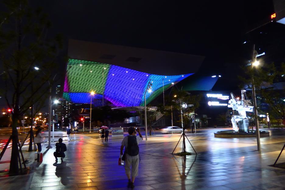 Busan Cinema Center večer