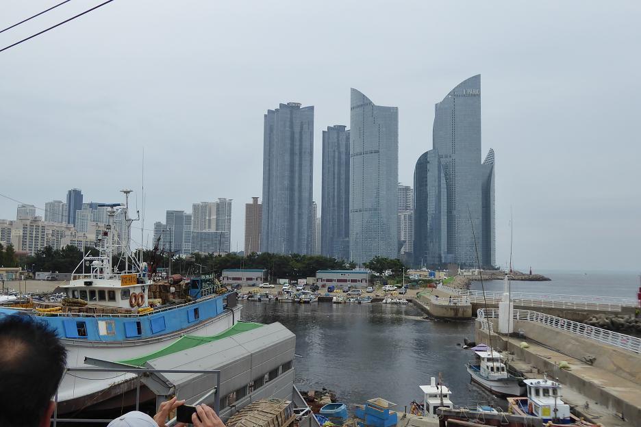 Nová štvrť na polostrove za prístavom