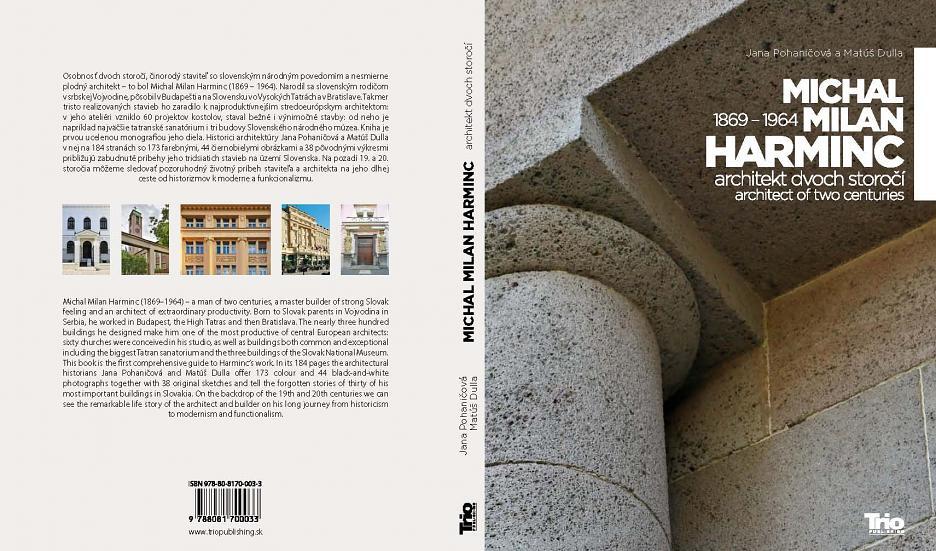 Kniha Michal Milan Harminc (Jana Pohaničová Matúš Dulla)