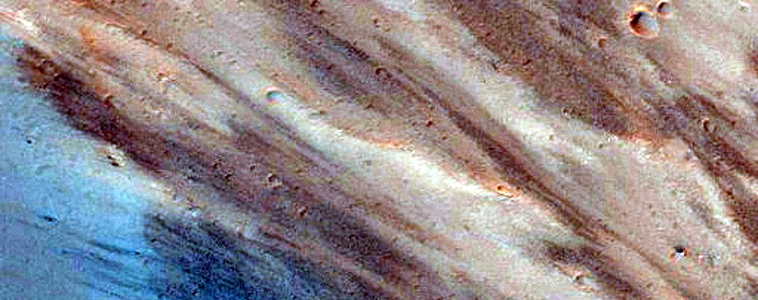 exposed-bedrock-on-the-capri-chasma-which-may-once-have-been-filled-with-floodwaters