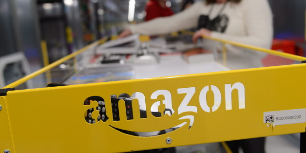 Amazon posts surprise profit amid thundering cloud sales