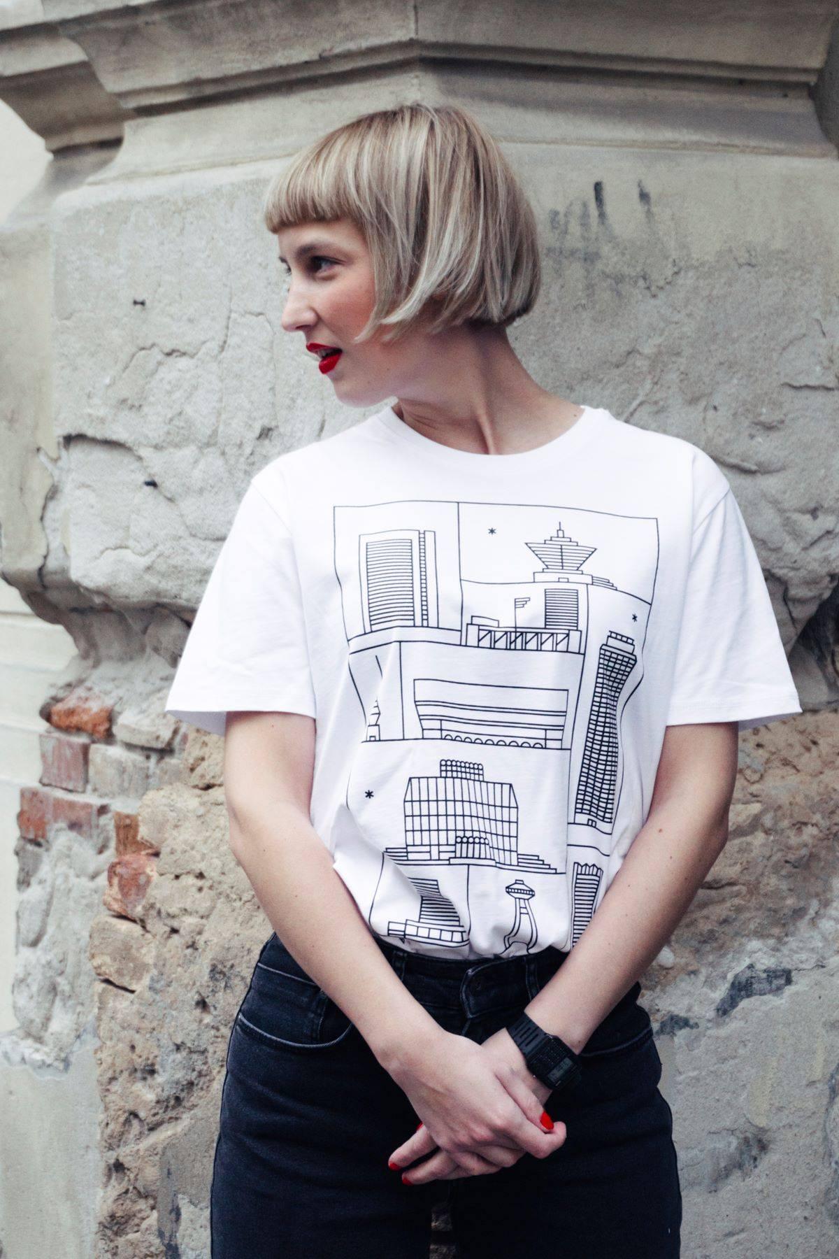 d3b81f406 Bratiska propaguje naše hlavné mesto trendovým oblečením