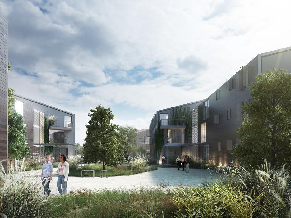 view-of-accommodation-blocks-leaf-academy-bogle-architects
