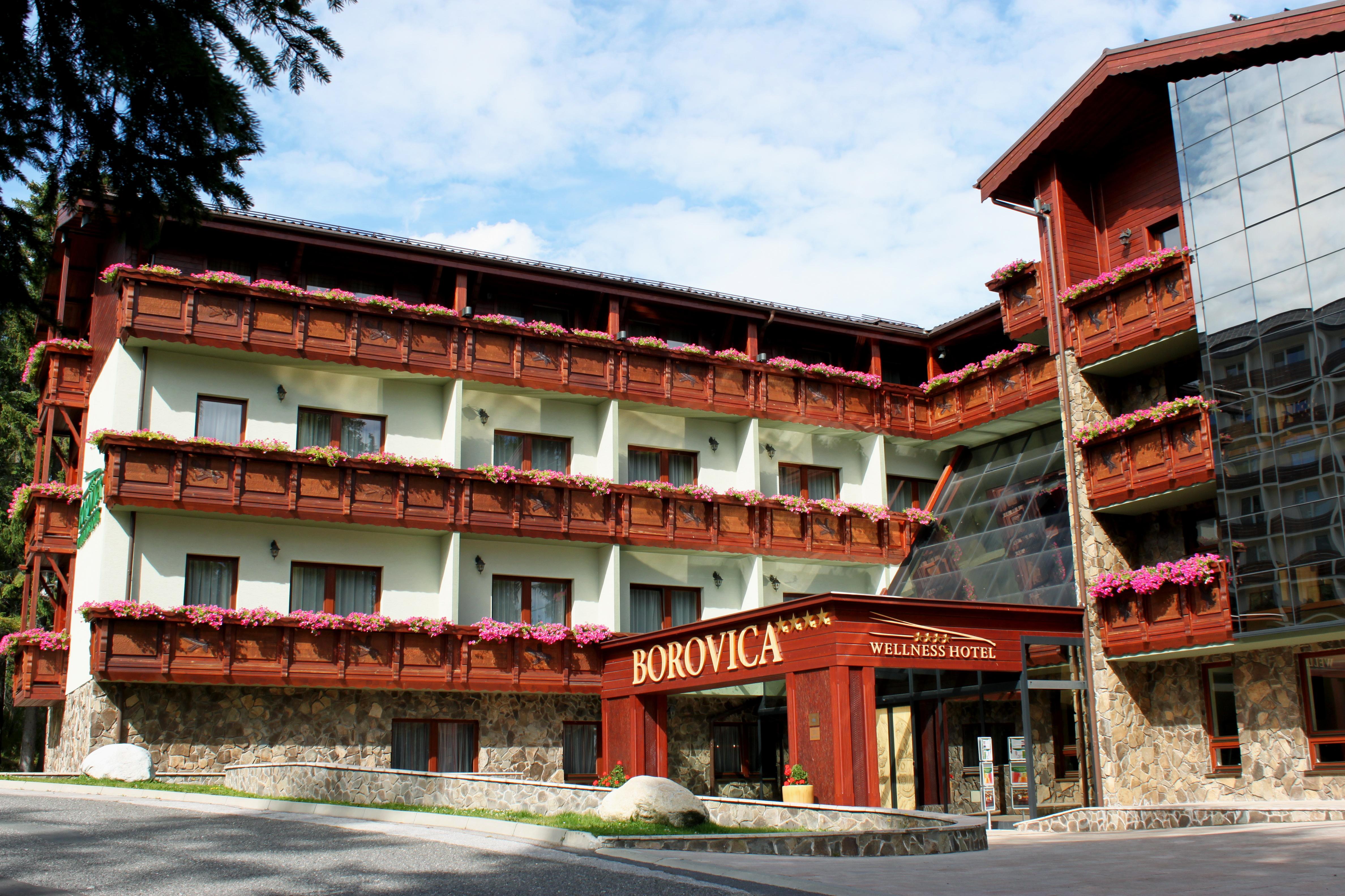 hotelborovicask
