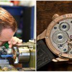 Mladí slovenskí hodinári vyrábajú v Banskej Bystrici exkluzívne kúsky pre milionárov