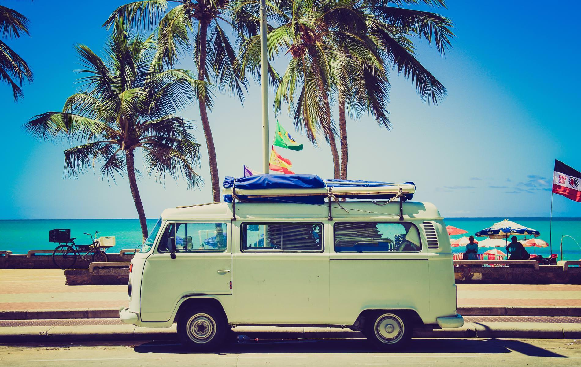 Surf+Van
