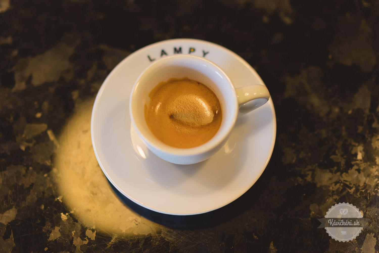 káva lampy petržalka