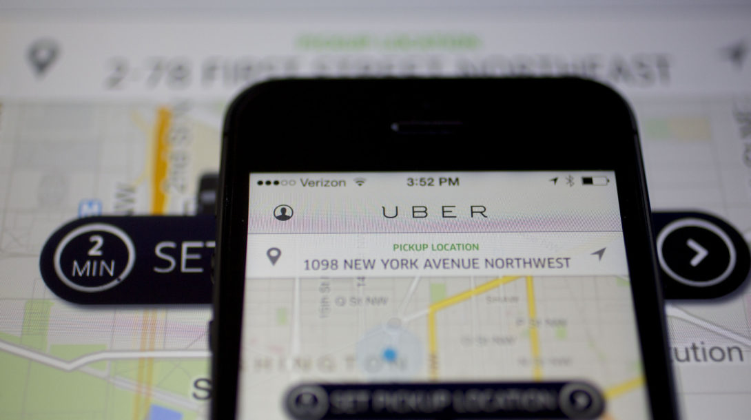 Uber Shows Taxis Never Same As Smartphones Roil U.S. Industry