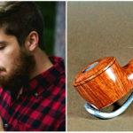 Martin Haluška dáva drevu nový život, pretvára ho na čarovné handmade fajky