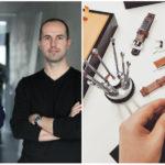 """Peter Kožár z Biatec Watches vyrába hodinky svetovej kvality s nálepkou """"Made in Slovakia"""""""
