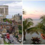 Týchto 15 miest by si mal navštíviť skôr, ako ich objavia masy