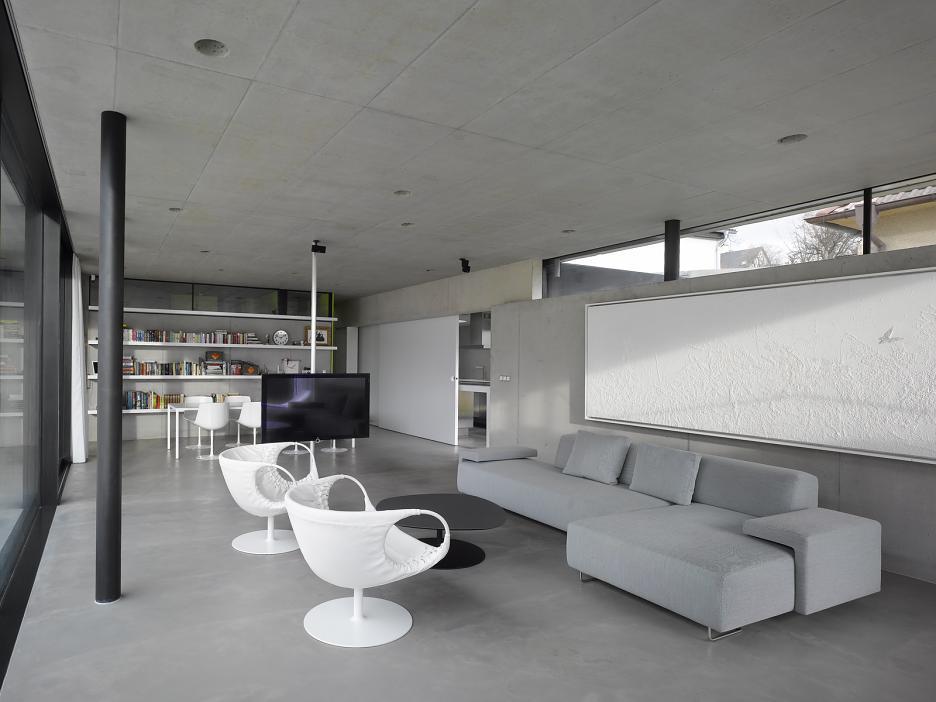 Interiér - obytný priestor