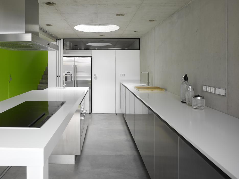 Interiér - kuchyňa