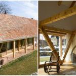 Vidiecky dom, ktorý rekonštrukcia vrátila späť do života
