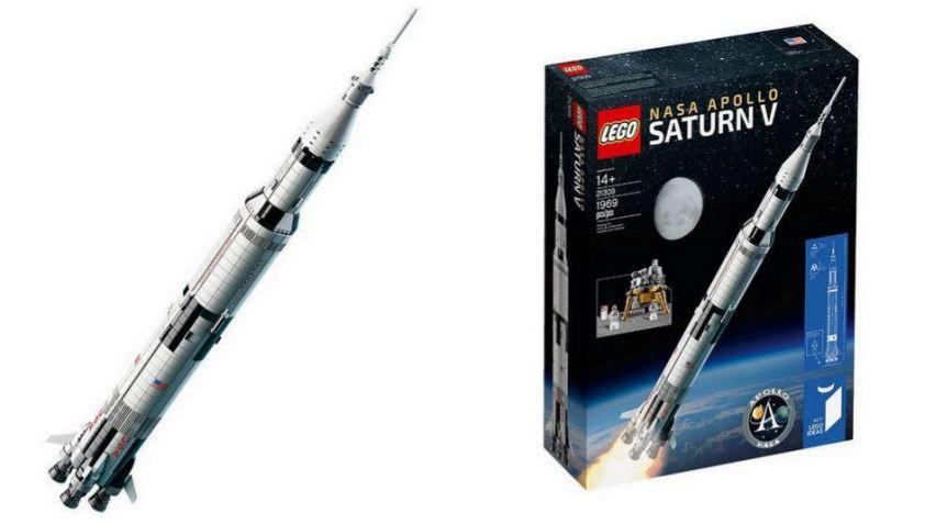 lego saturn