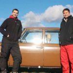 Dvaja mladí Slováci sa chystajú prejsť na socialistickom aute 20 krajín sveta