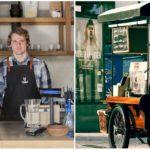 Pán Králiček—Prvá pojazdná kaviareň vBratislave má už aj kamenný priestor!