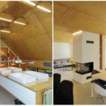 Rodinný dom vyniká neutrálnou farebnosťou ašikmou strechou