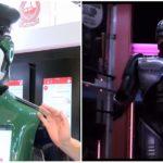 V Dubaji začal strážiť ulice prvýrobot