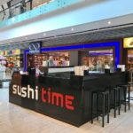 Jeden znajväčších predajcov sushi rozbieha na Slovensku av Česku nový kiosk projekt