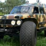 Off-road po rus­ky: Lada 4x4 Bron­to