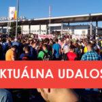 AKTUÁLNA UDALOSŤ: Štrajk vo Volkswagene môže rozpútať vlnu protestov po celom Slovensku