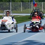 Slovák Matúš Renuša so svojím tímom zostrojil vozidlo, ktoré boduje naprieč Európou