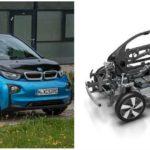High-tech BMW i3 je ako stavené pre moderného mestského človeka
