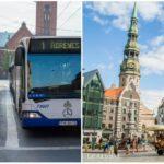 V lotyšskej Rige sa za noc objavili cyklotrasy! Aktivisti ukázali neochotnému mestu, že keď sa chce, cesta sa nájde