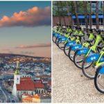 Bratislava konečne dostane oficiálny bikesharing! Mesto ho vybuduje v spolupráci so Slovnaftom