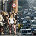 Dánska Kodaň má toľko bicyklov, že začína mať problémy so zápchami na cyklocestách. Čo bráni rozvoju cyklistiky unás?