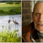 98-ročný muž zachránil obrovské plochy nedotknutej prírody