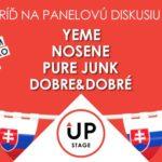 UPSTAGE: Ako podnikaním mením Slovensko klepšiemu?