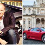 Branislav Mauš – skrytá hviezda Slovenska, ktorá stojí za dizajnom niekoľkých Ferrari